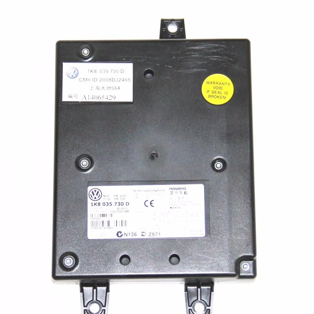 Original 9w2  Bluetooth Module For Polo VW Passat B6 Scirocco Tiguan Golf MK6 VI Jetta MK5 MKV CC RNS510 RCD510 1K8 035 730 D