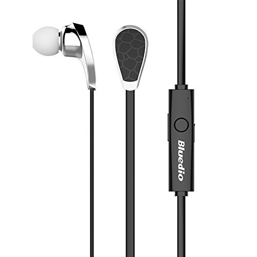 Original Bluedio N2 Bluetooth 4.1 Earphone Stereo In Ear Earbuds Handsfree Wireless Sports Sweatproof With Mic(China (Mainland))