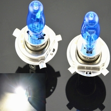 Buy 2pcs H4 100W/90W 12V HOD Xenon White 6000k Halogen Car Head Light Globes Bulbs Lamp H4 HOD Xenon Light for $3.75 in AliExpress store