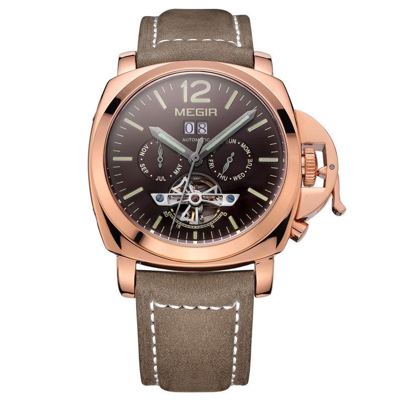 Mne watch-Megir  Relogio Men--3206G