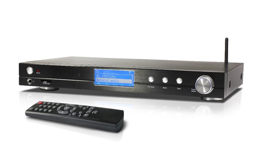 Ocean Digital Hi-Fi Internet Radio Tuner Audio Media Streaming Device(China (Mainland))