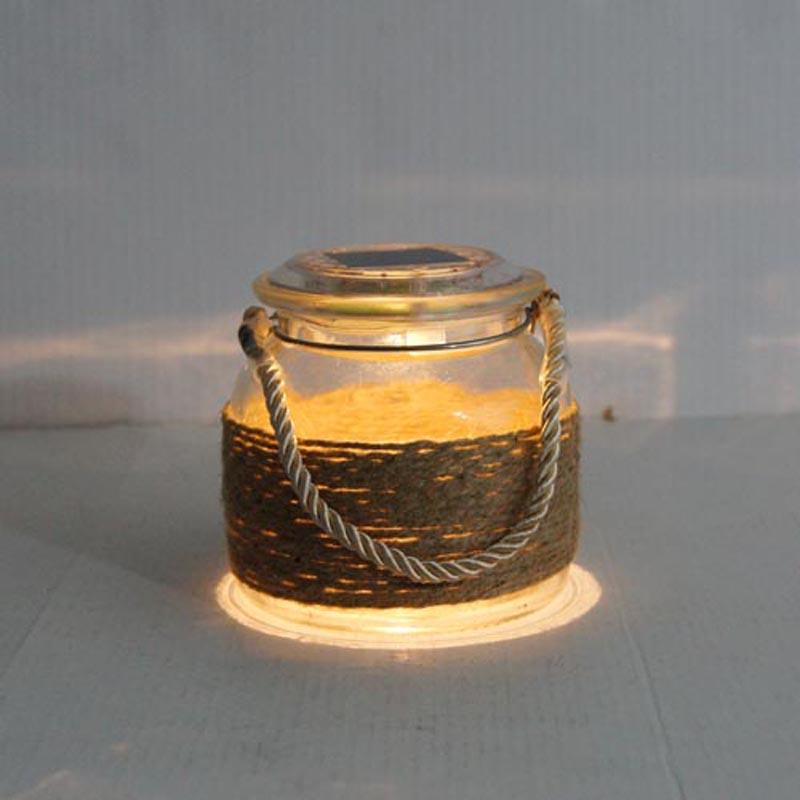 Solar Light Outdoor Glass Bottle LED Bulb Solar Power Panel Light 15LUM Table Lamp Night Light Indoor IP44 Waterproof(China (Mainland))