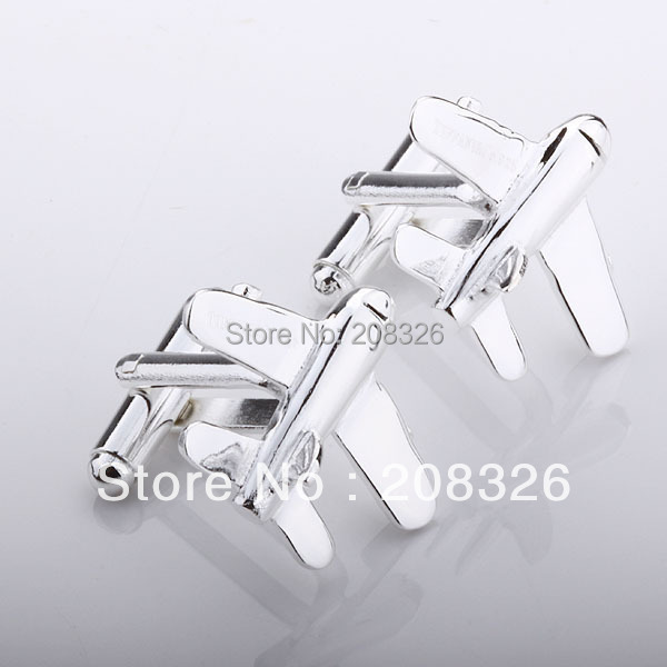 Free Shipping, high quality, 925 sterling silver cufflink,fashion silver cufflink, Promotion sale(China (Mainland))