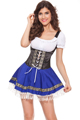 Sexy French Maid Costumes 1089 Women Cosplay Party Halloween Fancy Dress