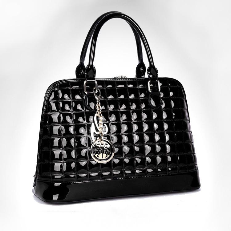 (Carton Protection)Women handbag High quality lady shoulder bags famous brand design bag Genuine hard bag leather tote WH1163(China (Mainland))