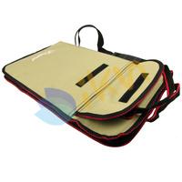 нейлоновые молнии барабан палку мешок с аксессуаров сумка сумка голени бежевого цвета