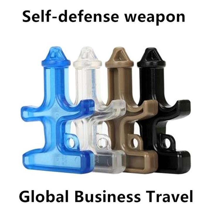 New Self Defense Stinger Duron Drill Protection Tool Nylon Plastic Steel K5BO(China (Mainland))