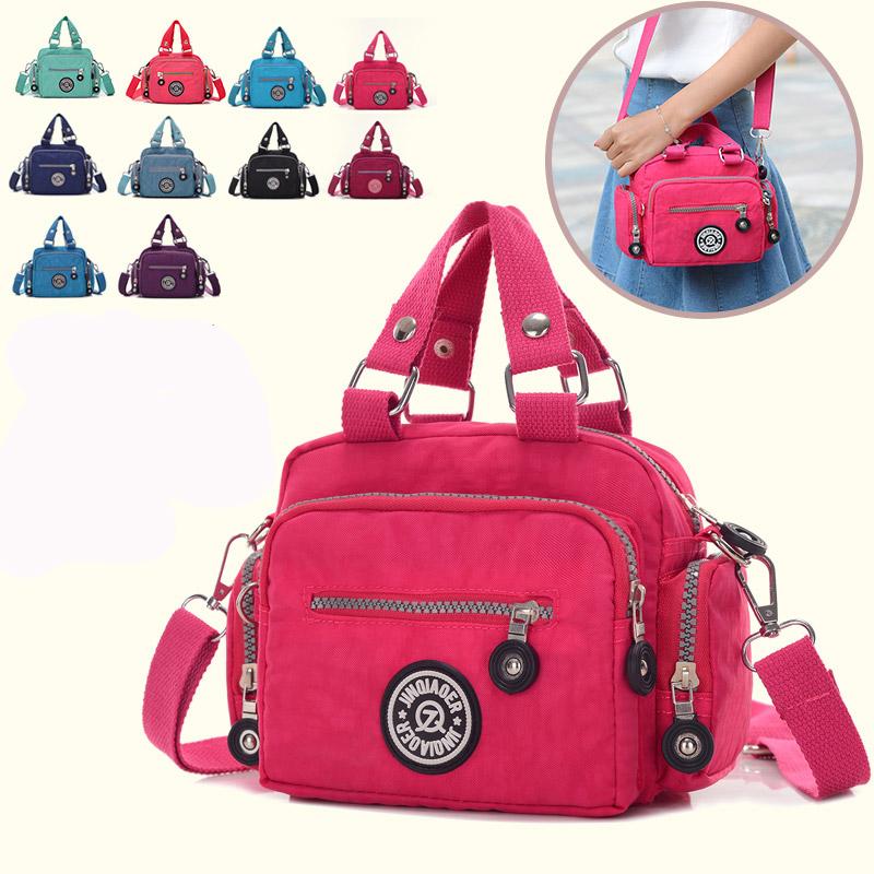 Fashion Waterproof Nylon Kipled Handbag Women Shoulder Bags Handbags Multifunction Girls Tote Bag Messenger Bag Bolsos Mujer ZL(China (Mainland))