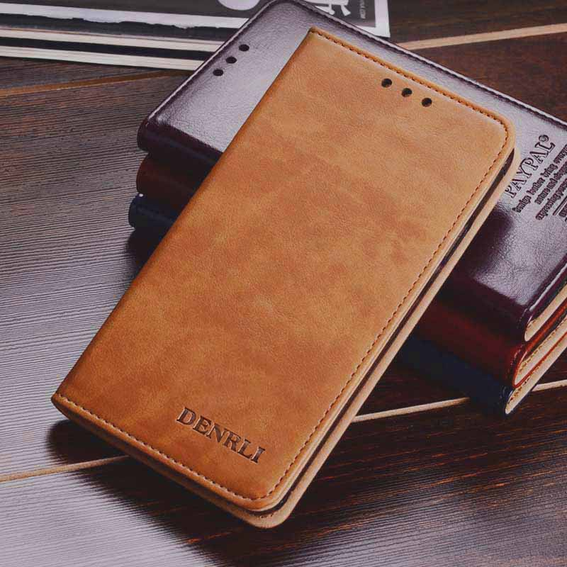 Newest Luxury Genuine Leather Cover Wallet Stand Case for Huawei Honor 5X Phone Bag Cover with Card Slot Book Style
