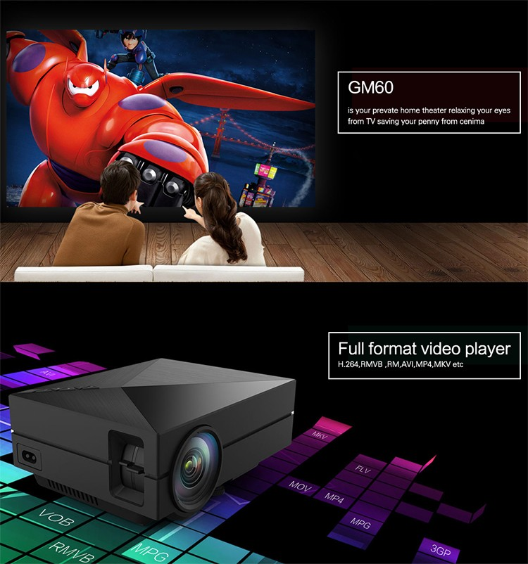 GM 60 OK vivibright projector (4)