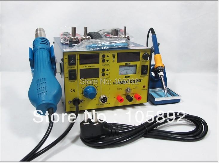 Электрический паяльник 220V SAIKE 909 D + /3 1 + 909D картридж samsung clp 360 365 368 clx 3300 3305 clt c406s see