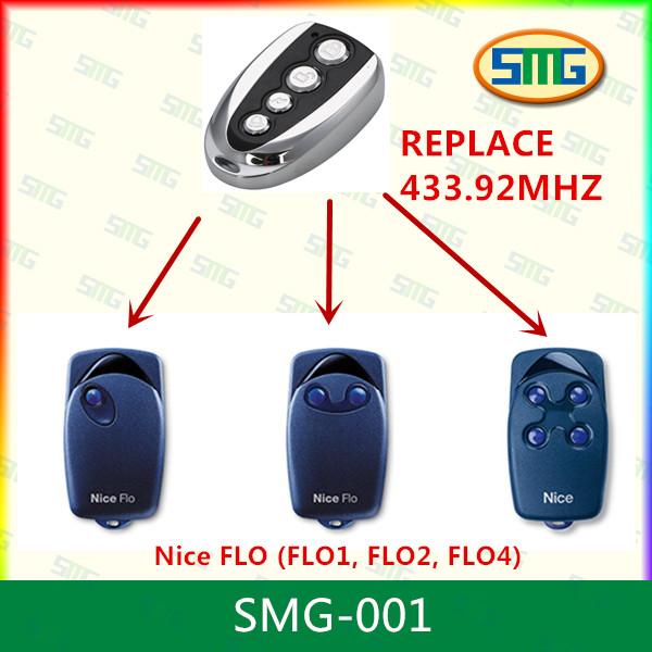 Nice FLO remote duplicator, Nice transmitter Nice opener(China (Mainland))