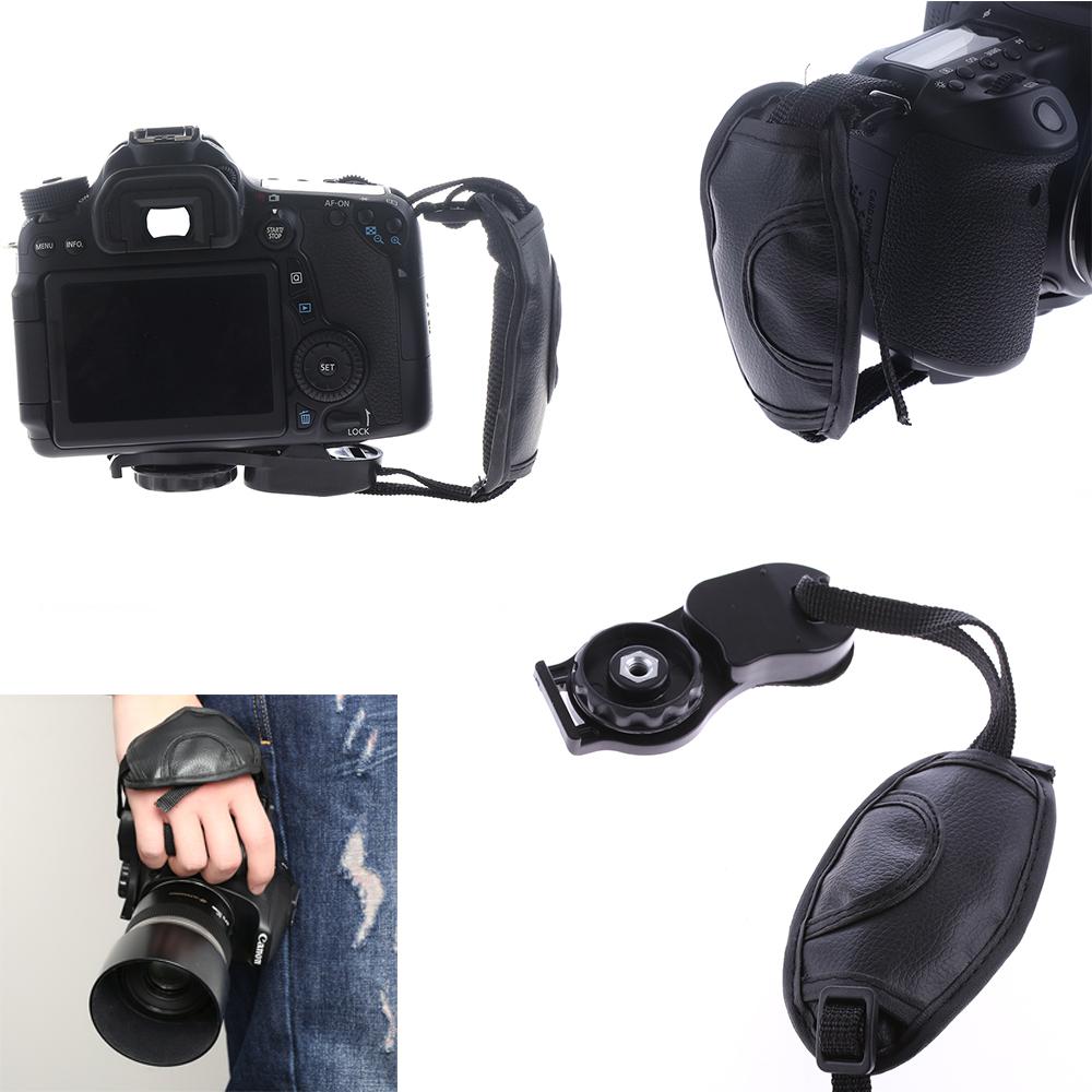 Noir courroie de l 39 appareil promotion achetez des noir for Housse canon g15