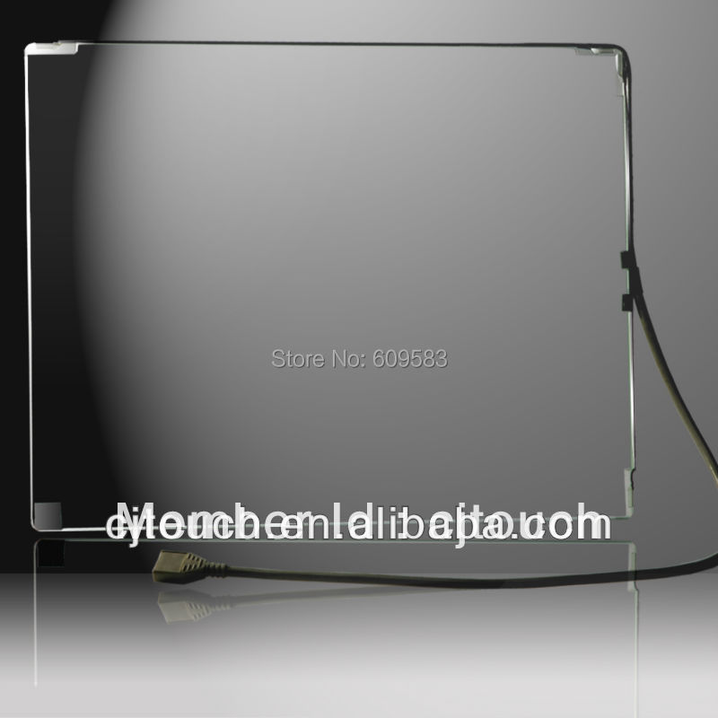 17'' CJtouch Surface Acoustic Wave Touch Screen Dustproof for Kiosk/ Monitor(China (Mainland))
