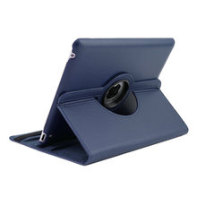 360 Rotating Litchi Pattern Smart PU Leather Case Cover For Apple iPad 2 3 4 Promotion(China (Mainland))