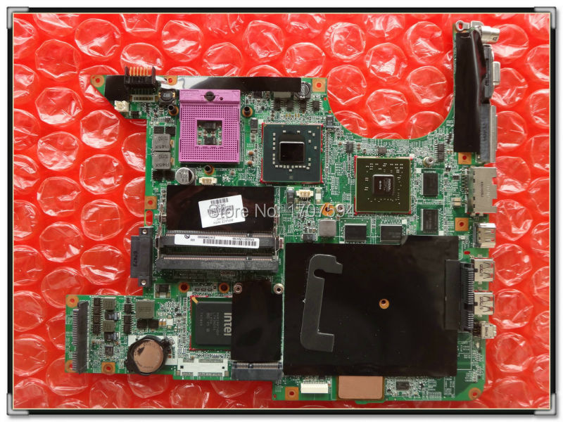461069-001 Genuine Laptop motherboard for hp DV9000 447983-001 PM965 fully tested and in good condition 60 day warranty(China (Mainland))