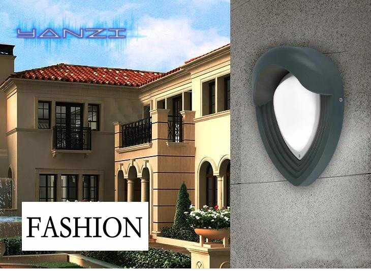 Купить Стены бра открытый водонепроницаемый холодный белый из светодиодов бра света водонепроницаемый бра терраса бар AC85-265V освещения
