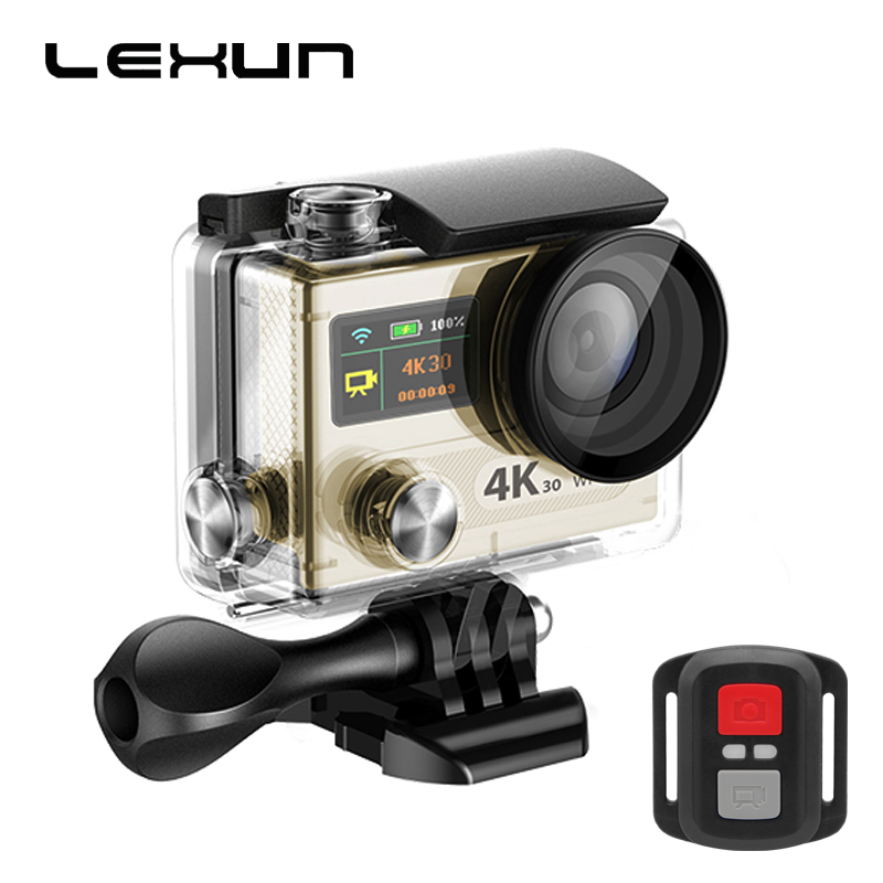 H8R Extreme Sports Digital Camera Ultra HD 1080P Waterproof Wifi 4K Action Cam 2.0 Inches For Outdoor Sport Activities Camera(China (Mainland))