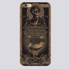 STEAMPUNK ART Design phone cover cases for iphone