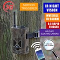 Trail Hunting Camera 3G Photo Trap MMS SMS GPRS 12MP HD Wildlife Video Game Cameras with
