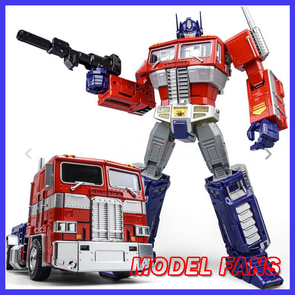 Гаджет  MODEL FANS Wei Jiang IN-STOCK TF G1 metal made MP10 Enlarged version Masterpiece MPP10 Alloy Diecast Optimus Prime freeshipping None Игрушки и Хобби