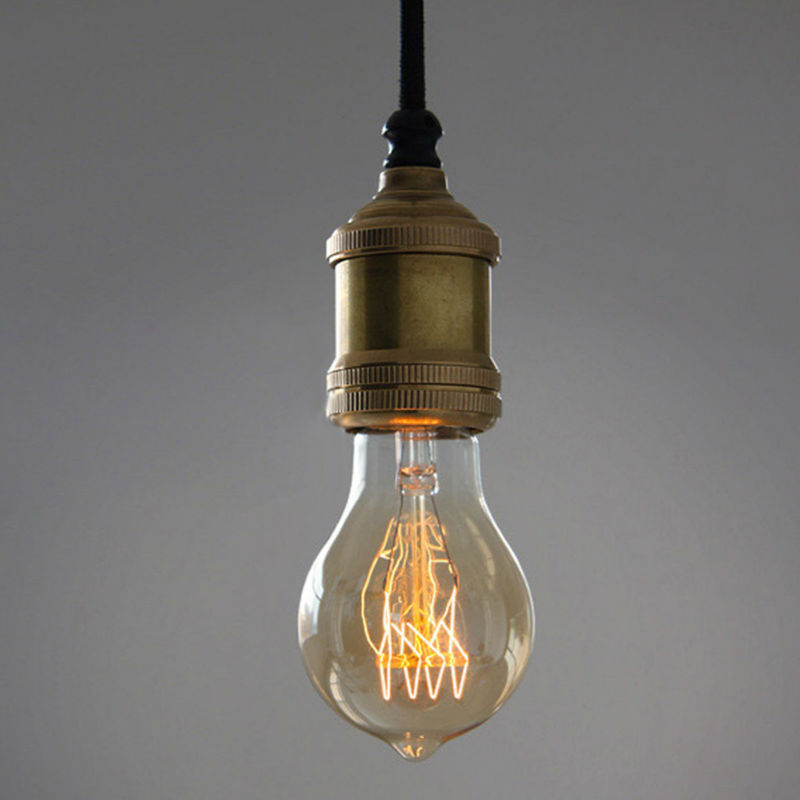 Free shipping Retro pendant light Incandescent Vintage Light Bulb  DIY Edison Bulb , lamp Bulbs For Antique lamp<br><br>Aliexpress