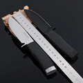 HIGHT QUALITY Buck OEM 009 death Folding Blade OUTDOOR Knife rubber Handle Tactical Hunting Camping survival