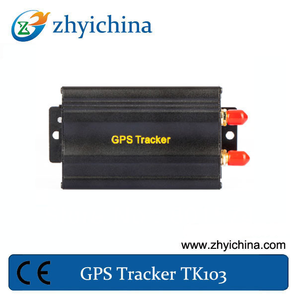 alibaba email address CE certified GPS tracker TK103 vehicle / car / truck tracker www.google.com(China (Mainland))