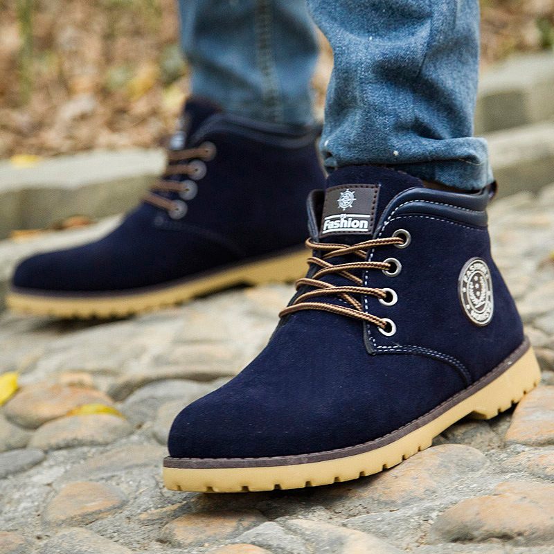 Euro style mens shoes
