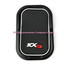 Car Styling KIA Sportage QL 2016 Mobile Phone GPS Holder Anti Slip Pad Mat Automobile Interior Accessories car-styling - LUXL decoration products co., LTD store