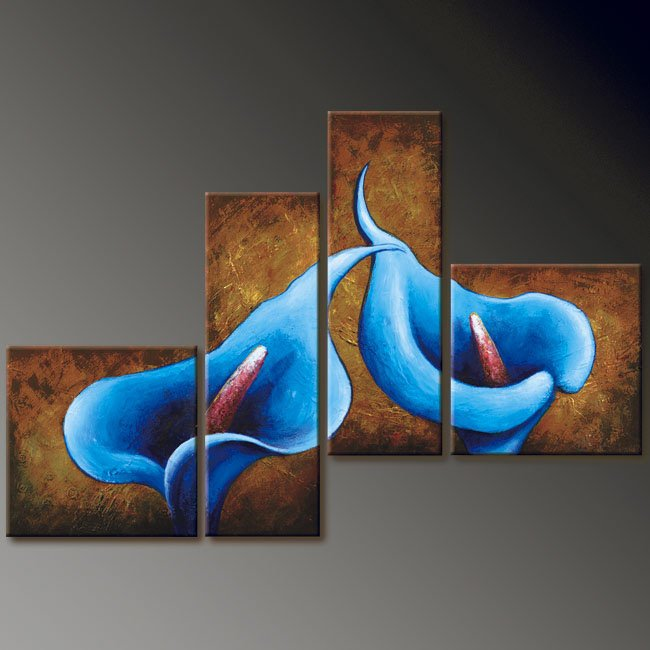 Framed/Free shipping/ Hand-painted Abstract  Group Oil Painting on Canvas Art  home decoration/sa-129
