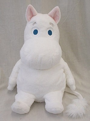 Moomin Hippo doll big plush toys soft and excellent quality<br><br>Aliexpress