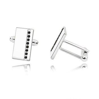 promotion/fashion jewelry /cufflinks/ cuff links/ men cufflink /made with Austrian Elements#87486