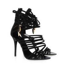 hot sale sexy open toe women sandals gladiator lace up high heel sandal boots stiletto heels