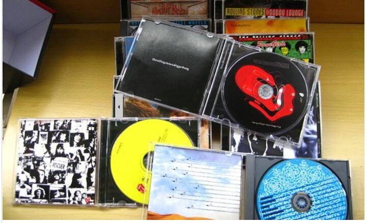 CD - проигрыватель 14 CD boxset Rolling Stones