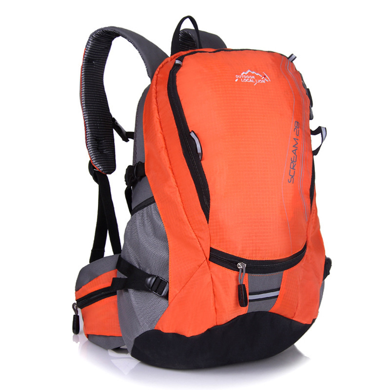 Children School Backpacks Bags 28L Outdoor Travel Hiking Riding Bike Backpacks Hipster Rucksacks 433(China (Mainland))