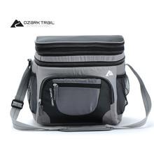 Wholesale 2015 fashion brand waterproof nylon lunch bags thermal insulation bag outdoor picnic bag sac repas summer cooler bag(China (Mainland))