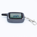 Starline A9 LCD Remote Controller Keychain Remote Key Chain Fob for Vehicle Security Two Way Car