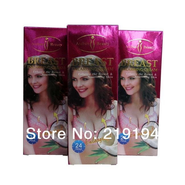 wholesale AICHUN coconut breast Breast Enlargement Cream Breast enhancement 120g/pcs<br><br>Aliexpress
