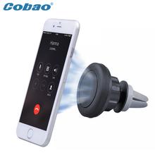 360 Degree Universal Car Holder Magnetic Air Vent Mount Dock mobile phone holder For iPhone 6s Samsung HTC celular carro