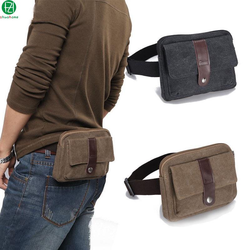Гаджет  new 2015 fashion canvas small men messenger bags outdoor Waist Packs mini sports casual  Hasp Cover men