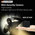 Multipurpose CAMSOY C1 IP Wearable Body camera mini micro camera WIFI mini camera HD spy 720P