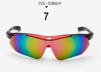 Fashion Outdoor Sunglasses Women 8 Color Bicycle Men Sport Glasses