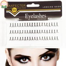 3PCS Cluster False Eyelashes Professional Makeup Fake Eyelash Individual Cluster Eye Lashes Grafting FakeFalse Mink Eye lashes