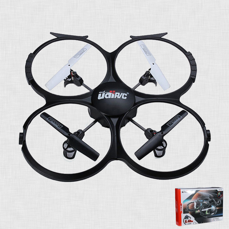 4 Channel 6 Axis Gyro System RC Drone 4CH Remote Control Helicopter Mini Drones with HD Camera Quadrocopter HM007-P51(China (Mainland))