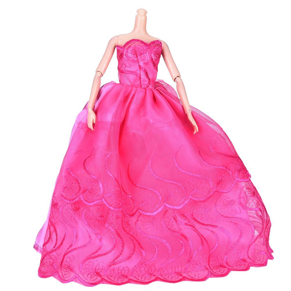 Barbie dolls sale promotion shop for promotional barbie for Denim wedding dresses for sale