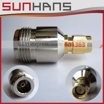 Direct Marketing SMA female connector to N male adapter  50pcs/lots  Free shipping