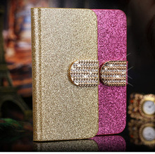 Luxury Wallet Leather Case For Samsung Galaxy Grand Prime G530 G530H G5308W G5308 Fundas Phone Cover Flip Stand Capa Coque