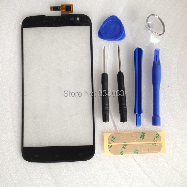 Gigabyte GSmart Saga S3 Capactive Wholesale Touch screen Digitizer front glass replacement +Free tool Kits Free Shipping