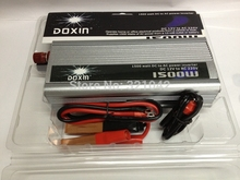 1500W Car DC 12V to AC 220V Power Inverter Charger Converter with USB port(China (Mainland))